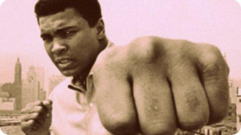 Muhammad Ali - 1942 - 2016