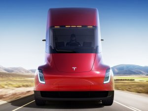 Look... A Truck that can drive itself, fully electric, by Tesla