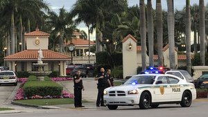 Man firing gun and ranting about Trump shot by police inside Trump National Doral resort