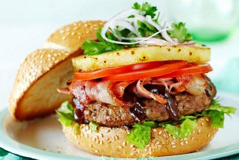 PHOTO: Hamburger
